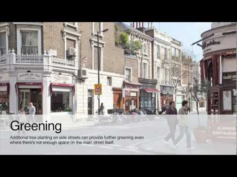 Queensway and Westbourne Grove proposals