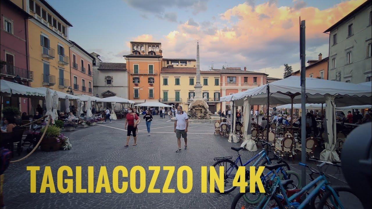 Download Tagliacozzo in 4k