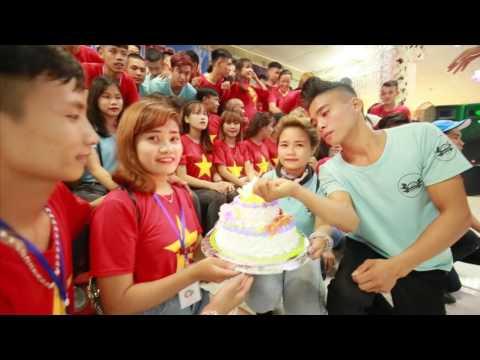 Lễ ra mắt 1 năm thành lập Club Wave a thị xã Phú Thọ  23/7/2017