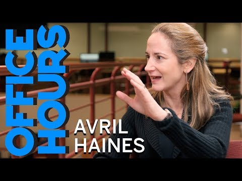 Avril Haines: Inside the Situation Room