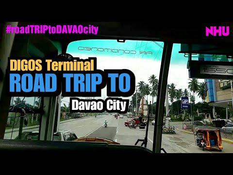 DIGOS TERMINAL ROAD TRIP TO DAVAO CITY