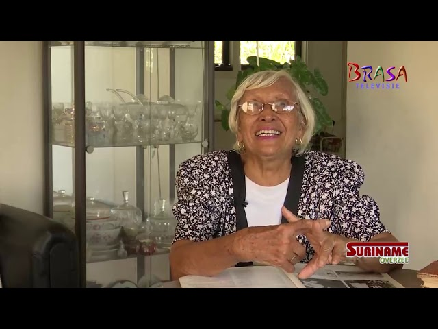 BRASA TV  Suriname Overzee | Willy van Leesten-Samson