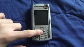 Nokia 6680 retro review (old ringtones, camera and more)