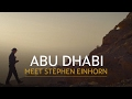 Stephen Einhorn – Travelling Business Class to Abu Dhabi with Etihad Airways