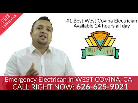 The Best West Covina Electrician Electrical Service Company
