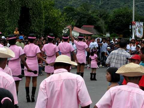 Panama El Valle Folk Culture Parade