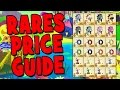 ANIMAL JAM RARES PRICE GUIDE - WHATS IT WORTH? [MARCH 2017]