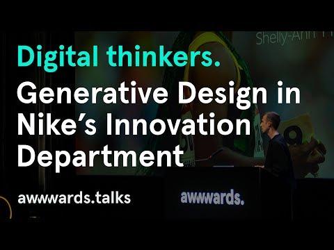 Generative Design in Nike's Innovation Department   Lysandre Follet