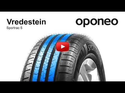 Tyre Vredestein Sportrac 5 ● Summer Tyres ● Oponeo™