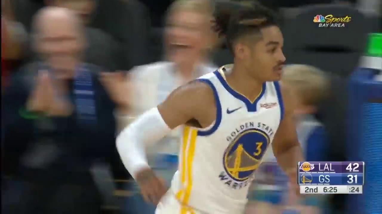 NBA 熱身賽 湖人 vs 勇士 Los Angeles Lakers vs Golden State Warriors 全場精華