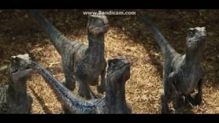 Jurassic World Raptor Training (YouTubers Voice Over)