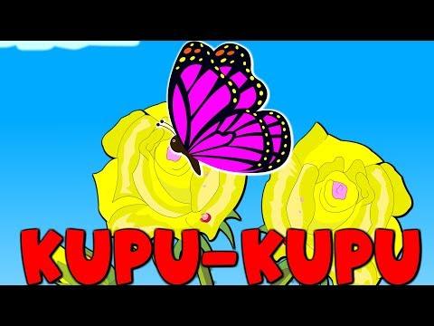 Kupukupu yang lucu  Lagu AnakAnak Indonesia Terpopuler  Kumpulan  Lagu Anak TV