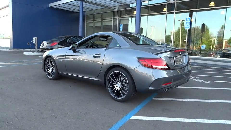 2017 mercedes benz slc pleasanton walnut creek fremont for Mercedes benz livermore