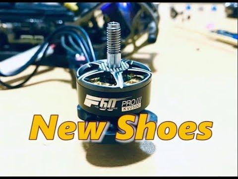 x4 T-Moteur F60 Pro III 2500 kV Brushless Motor