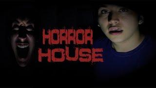 HORROR HOUSE!! | Brennen Taylor
