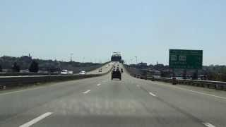 Interstate 195 - Massachusetts (Exits 4 to 8) eastbound
