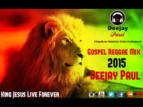 Dj Paul - Gospel Reggae Mix, Vol 2 Mixtape