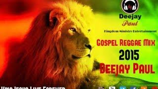 Deejay Paul - Gospel Reggae Mix, Vol 2 Mixtape