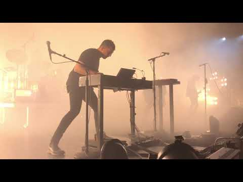 Nine Inch Nails - Cold Black And Infinite - Live 2018