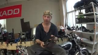 МотоЧики. Іжевські дівчата поїхали по країні на мотоциклах!