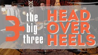 The Big Three - Head Over Heels (Live Rock and Roll at The Cargo Rooms)