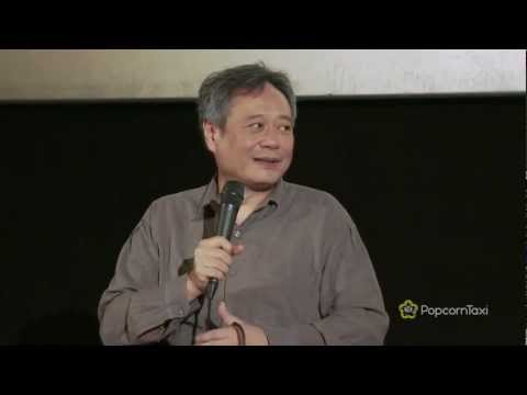 Oscar Winner Ang Lee Talks To Popcorn Taxi About