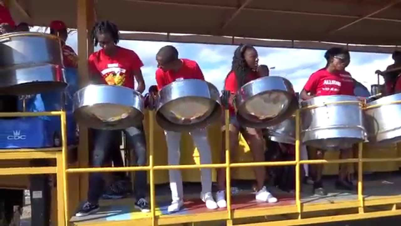 band stars in carnival bands trinidad watch steel part all youtube