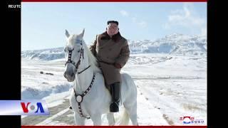 Lãnh đạo Triều Tiên gửi 'thông điệp bất khuất' (VOA)