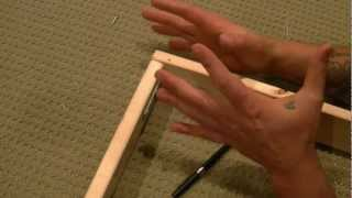 Part 2 How To Build Acoustic Clouds And Wall Panels