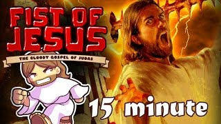 Fist of Jesus - 15 minute - gameplay HD