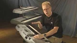 Yamaha Motif ES Video Demo