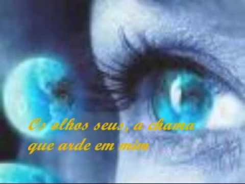 Karaoke- Os olhos seus-Fernanda Brum