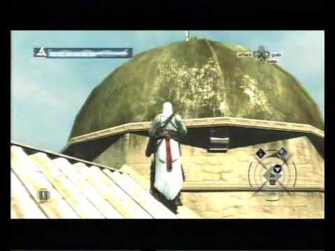 Assassin's Creed, Career 198, Jerusalem: Poor District, Viewpoint 4