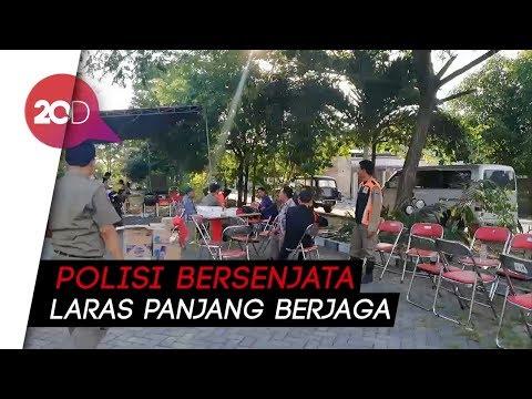 Polisi Bersenjata Kawal Rumah Dita, Bomber Gereja Surabaya
