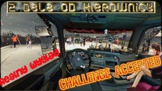 ????ETS 2 Multi Challenge Z Dala Od Kierownicy , Realny Wygląd !! Musisz to zobaczyć ! - Na żywo
