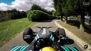 """""""فيديو"""" شاهد سيارة سباق جديدة من جاكوار """"اي تايب"""" I-Type الكهربائية"""