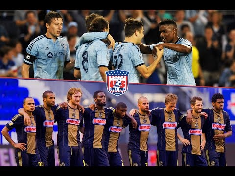The Story Of The 2015 U.S. Open Cup Semifinals