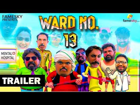 Haryanvi Comedy | Ward No 13 - Trailer | Haryanvi Comedy Haryanavi 2019 | New Comedy 2019 | Famesky