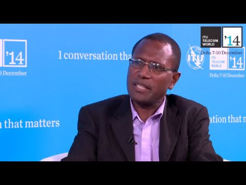 ITU TELECOM WORLD 2014 INTERVIEW: Fred Samuel, Chief Information Officer, Vanuatu