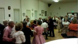 Square Dance in Denver, Colorado with Polka Dots and Tom Roper square dance caller VIDEO0389.3gp
