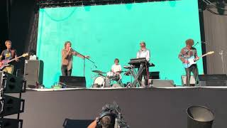 Pond - fire in the water - Corona capital 2018