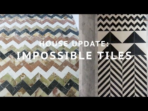 HOUSE UPDATE: Impossible Tile Design | Song of Style