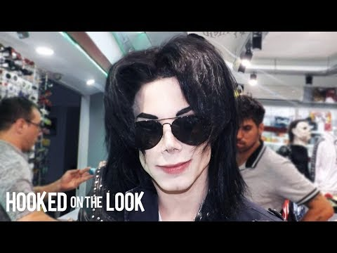 I've Spent $30,000 Turning Into Michael Jackson | HOOKED ON THE LOOK