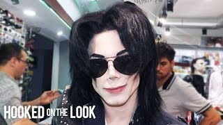 I've Spent $30,000 Turning Into Michael Jackson | HOOKED ON THE LOOK thumbnail
