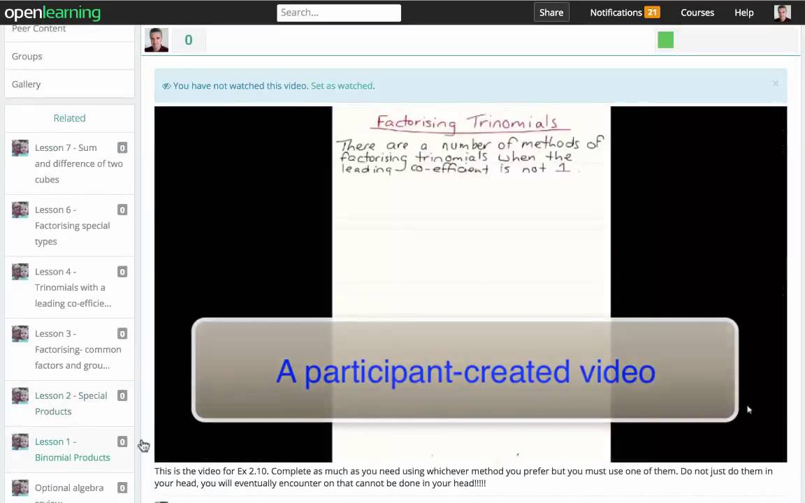 screencasting-basics-tutorial-p2 - Learn Implement Share