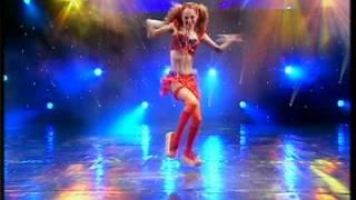 Балет Аллы Духовой «Тодес» «Самая опасная» Super DIM defile