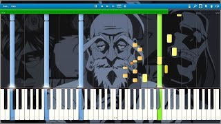 Legend of Martial Artist - Hunter X Hunter 2011 (Synthesia Piano Tutorial)