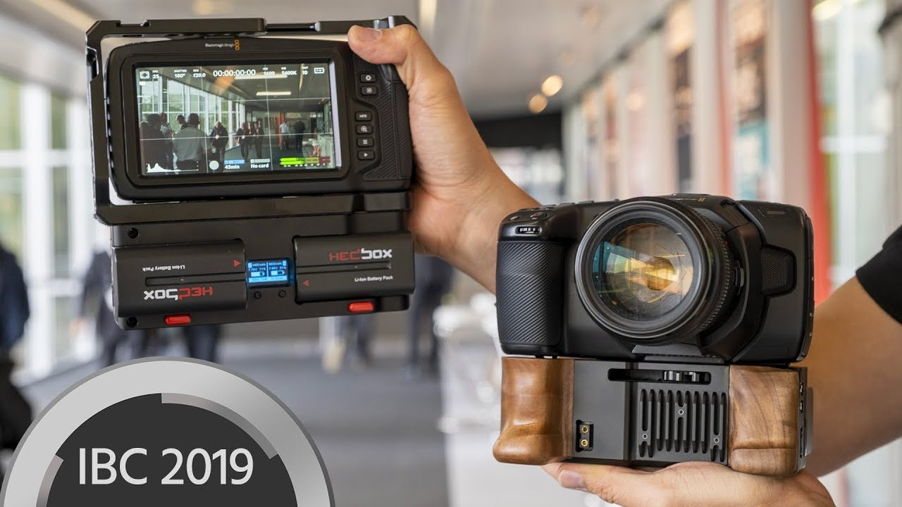 Cine X Bmpcc 4k And 6k Battery Grip First Look Youtube