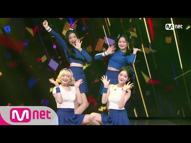 [G-reyish - With a Smile] Comeback Stage | M COUNTDOWN 180524 EP.571