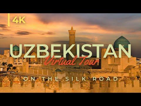 Uzbekistan 4K UHD